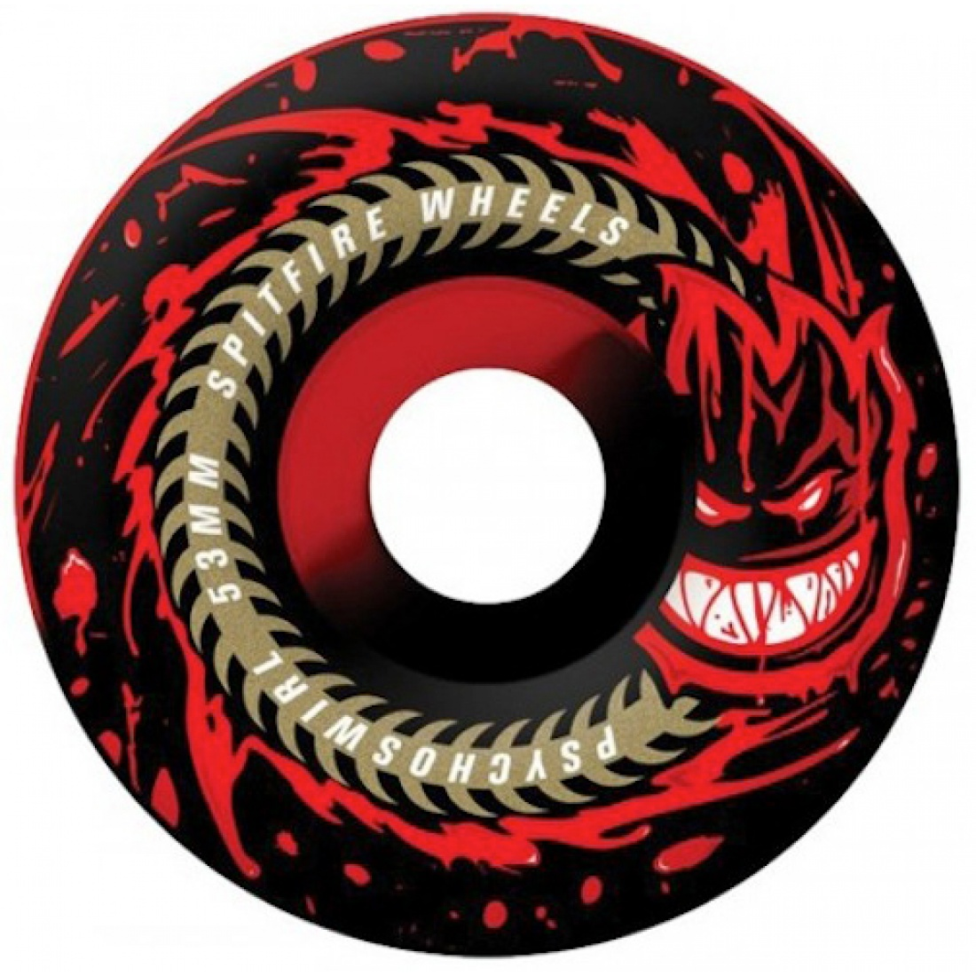 SF-Psychoswirl 53MM Wheels (Set of 4)