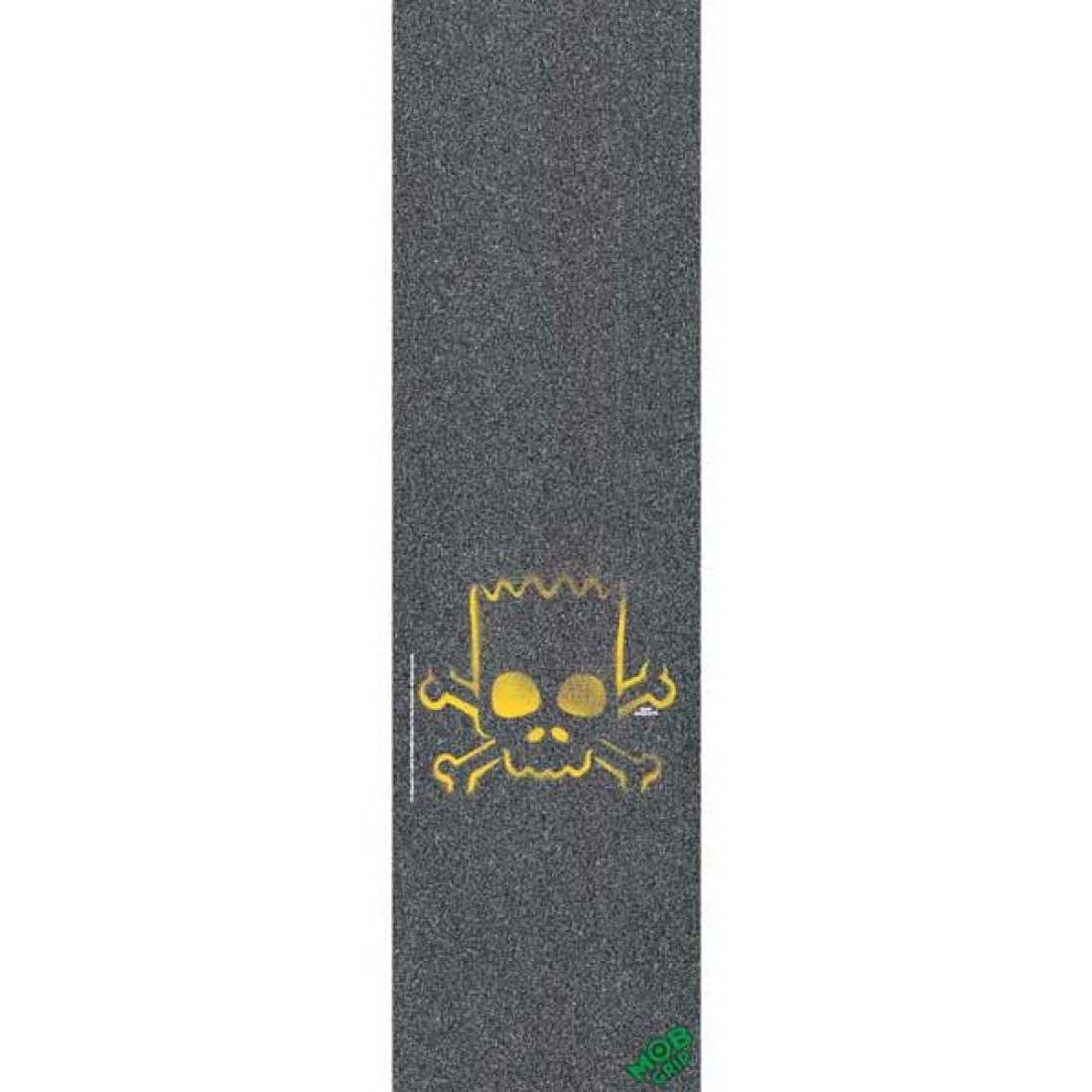 MOB-Simpsons Bart Skull Grip Tape