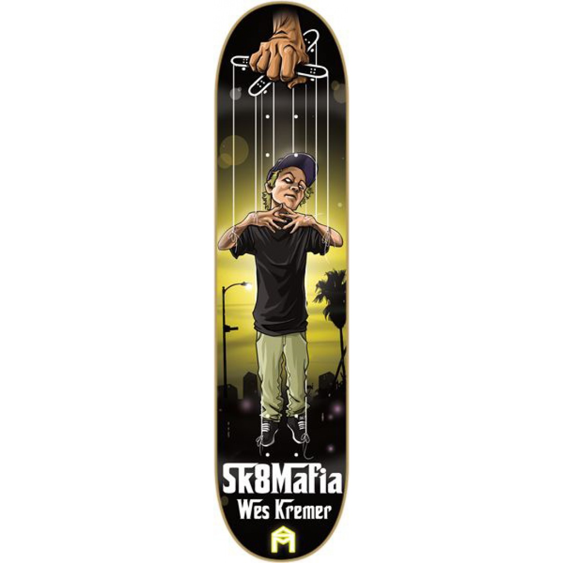 SM-Godfather Kremer 8.25 Deck