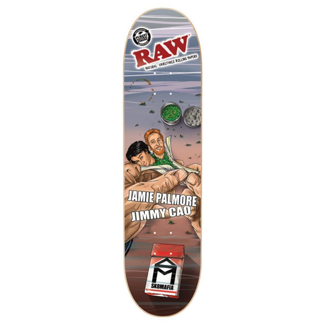 SM-Raw Cao/Palmore 8.0 Deck