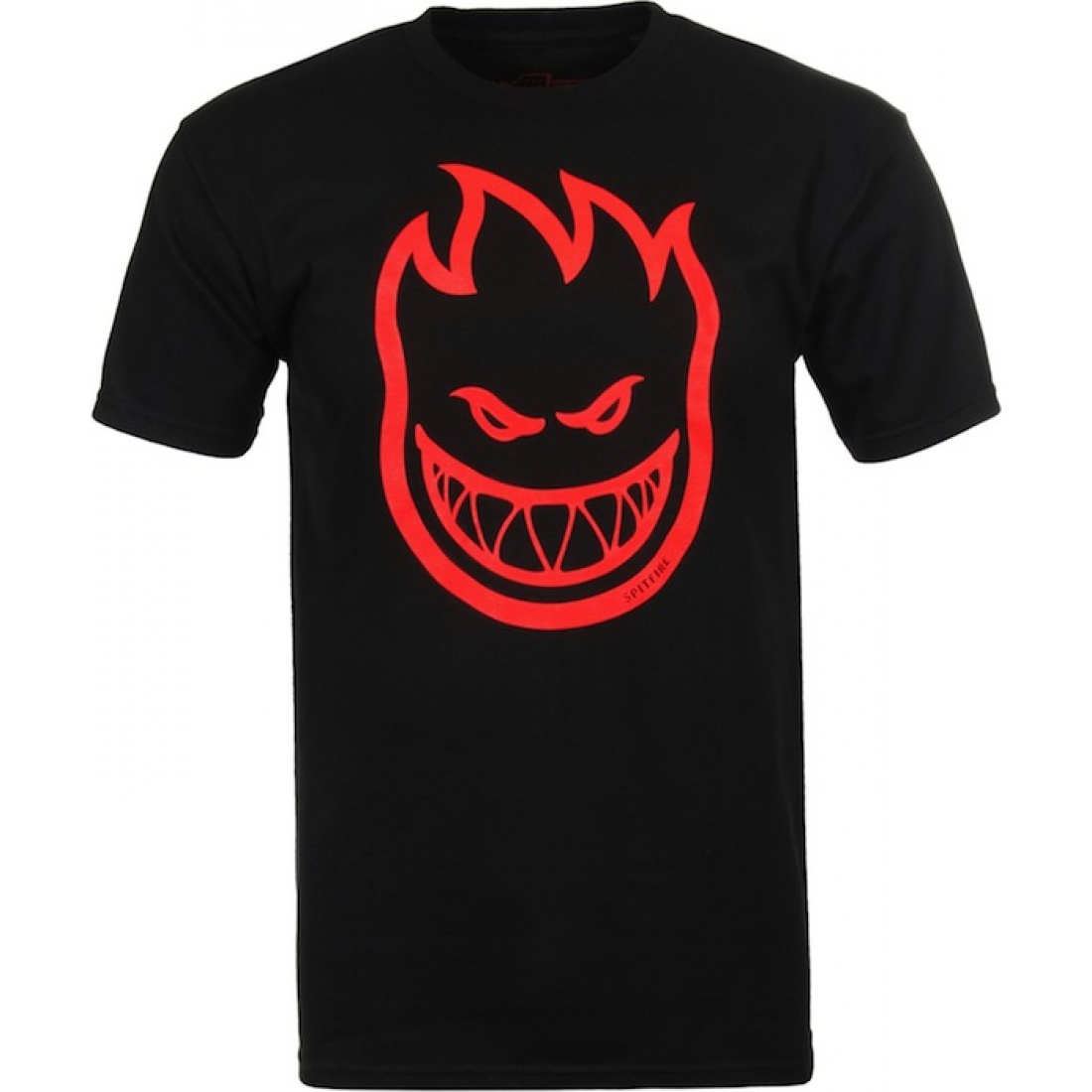 SF-Bighead Black Red Tee