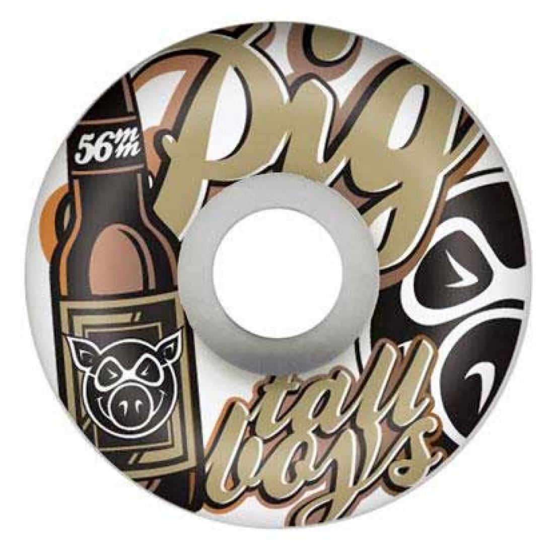PIG-Tallboys 56MM Wheels (Set of 4)