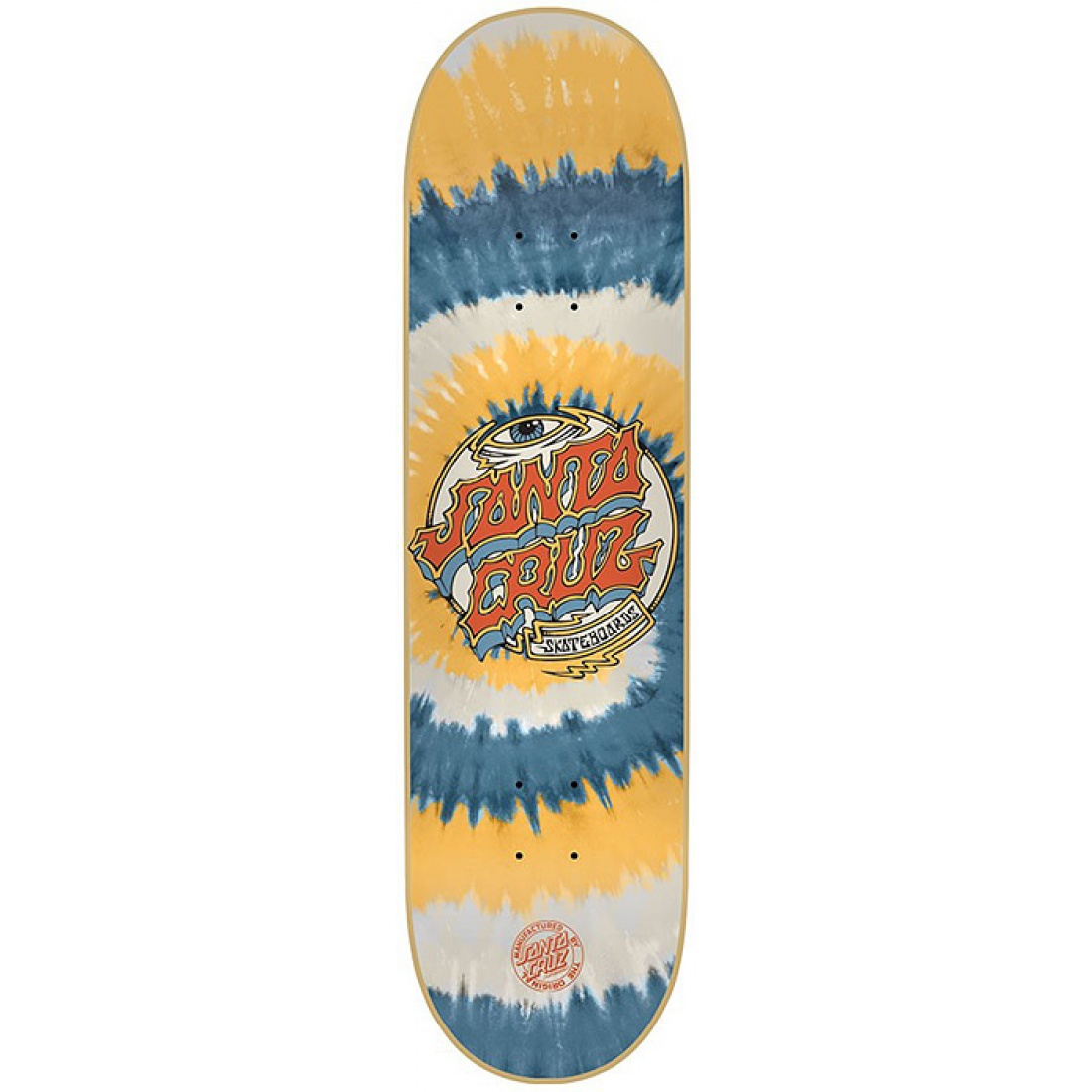 SCZ-Trip Dot Powerply 7.6 Deck