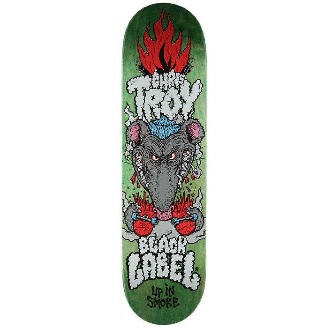 BL-Up In Smoke Troy 8.25 Deck