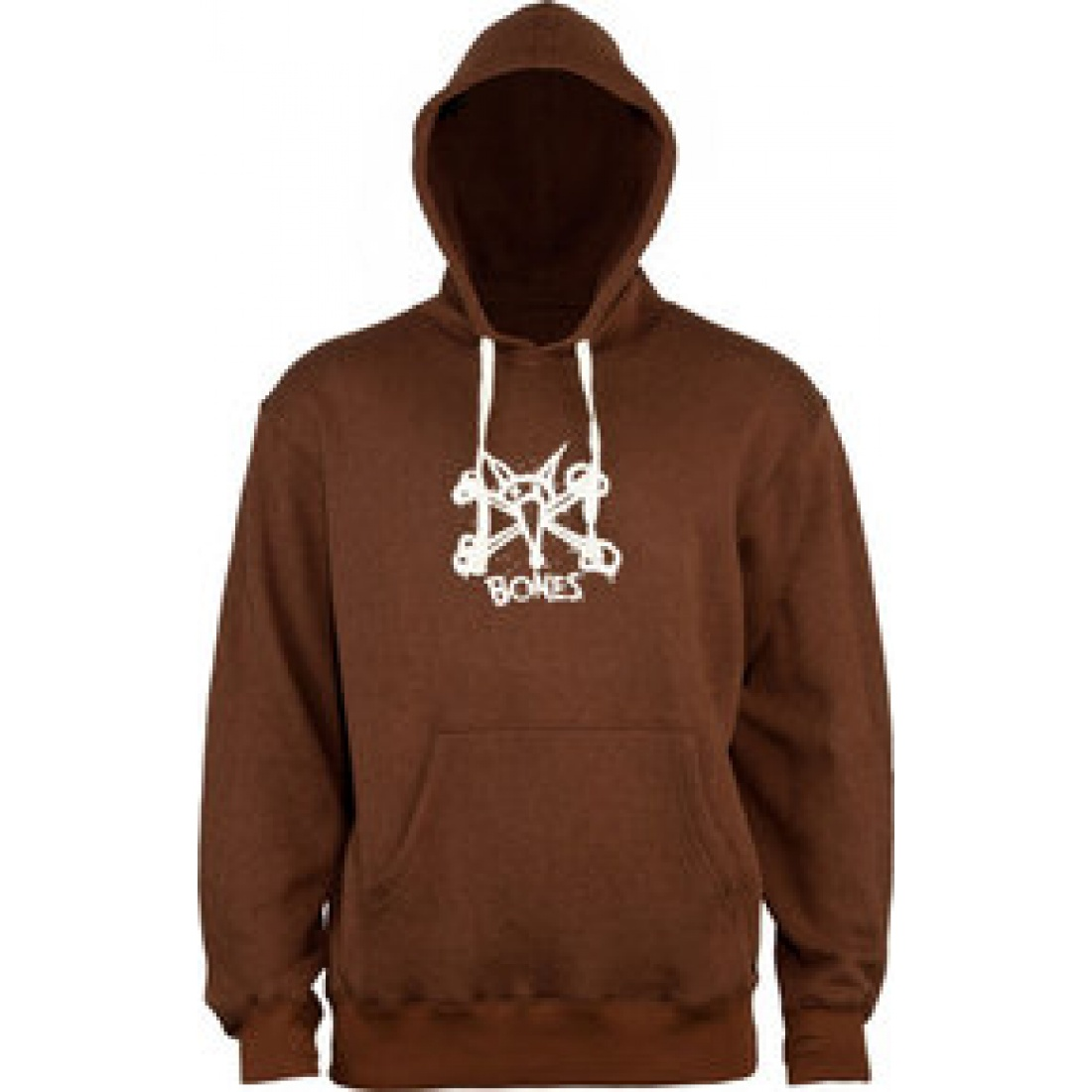 Bones Hood Vato OP Brown Heather Medium