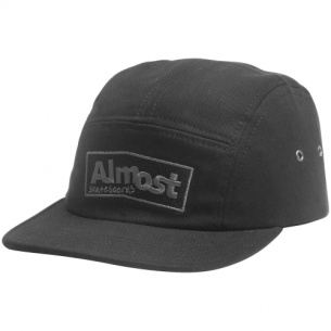 ALM-A 5 Panel Black Hat