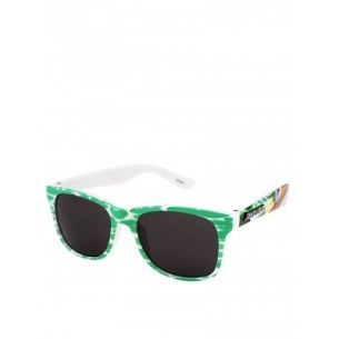 SCZ-Look Out Sunglasses Jade Multi OS Unisex