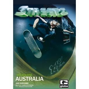 Streets of Melbourne AUSTRALIA DVD