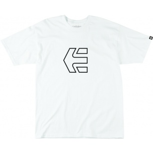 ETN-Icon Outline T-Shirt White