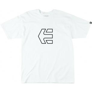 ETN-Icon Outline T-Shirt White