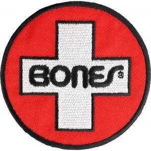 "Bones bearings Swiss Circle 3"" Patch"