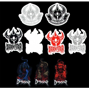 DST-Medium Assorted Stickers (1 Sticker)