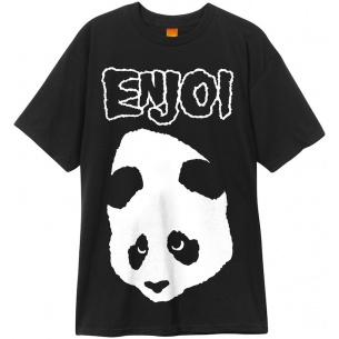 ENJ-Doesn\'t Fit Black Tee