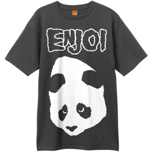 ENJ-Doesn\'t Fit Charcoal Tee