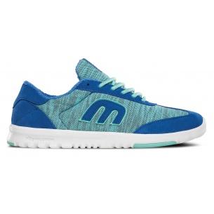 ETN-Lo-cut Blue/White/Blue Girls Shoes