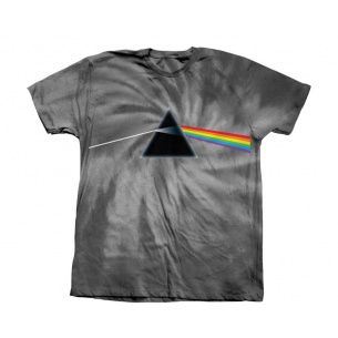 HB-DARKSIDE OF THE MOON BLACK TIE-DYE TEE