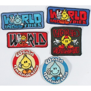 WLD-Spring06 Assorted Patch