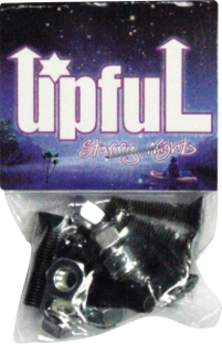"UPFUL 1""ALLEN STARRY NIGHTS HARDWARE 1 set"