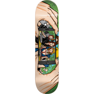 ALM WILLOW FACE RECOGNITION DECK-8.0 impact light