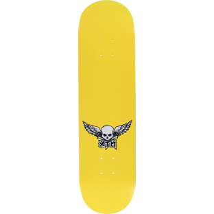 ATM MINI WINGS DECK-8.0 YELLOW ppp