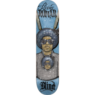 BLIND ROMAR BOSS CHAIN DECK-8.0 r7
