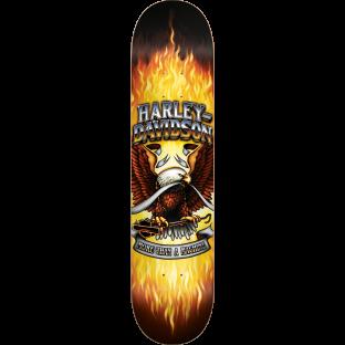 DST HARLEY DAVIDSON BRAND DECK-8.12