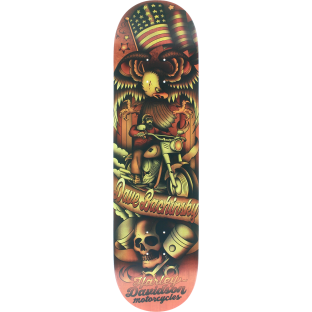 DST BACHINSKY TRADITION HARLEY DAVIDSON DECK-8.25