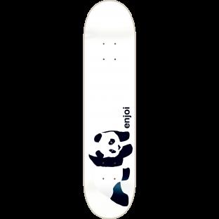 ENJOI WHITEY PANDA DECK-7.75 resin 7