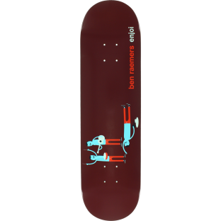 ENJOI RAEMERS JIM HOUSER DECK-8.25 r7