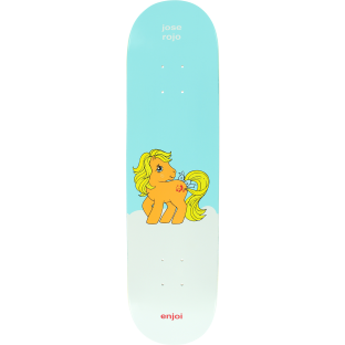 ENJOI ROJO MY LITTLE PONY DECK-7.75 r7