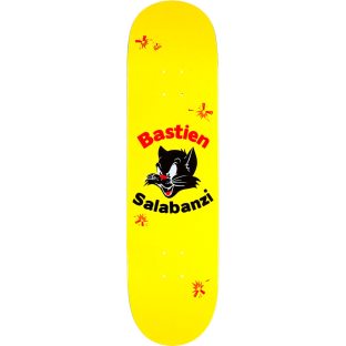 PRIMITIVE SALABANZI BLACK CAT DECK-8.0 sale