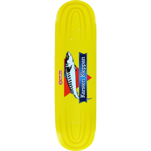 SKATE MENTAL KLEPPAN CANNED FISH DECK-8.5