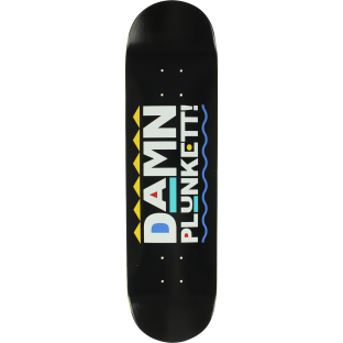 SKATE MENTAL PLUNKET DAMN DECK-8.1