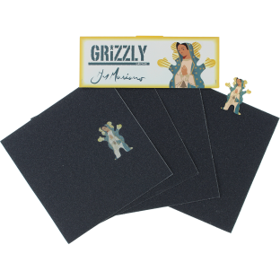 GRIZZLY GRIP SQUARES MARIANO HAIL MARIANO PACK