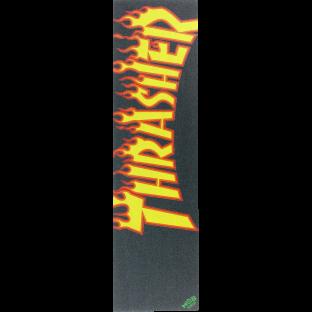 THRASHER/MOB FLAME single sheet GRIP 9x33