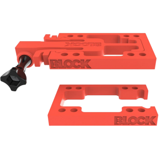 BLOCK RISER GOBLOCK RISERS KIT RED