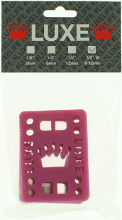 "LUXE RISER PAD SET 1/2"" PINK"