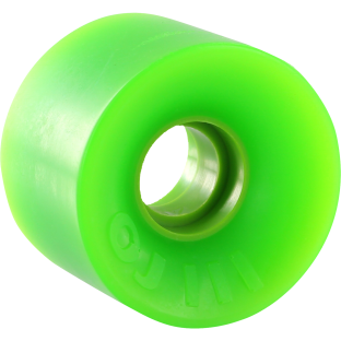 OJ III HOT JUICE MINI 78a 55mm SOLID GREEN (Set of 4)