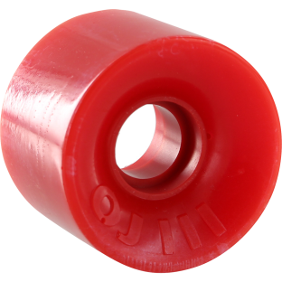 OJ III HOT JUICE MINI 78a 55mm SOLID RED (Set of 4)