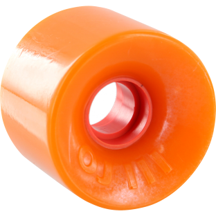 OJ III HOT JUICE 78a 60mm SOLID ORANGE (Set of 4)