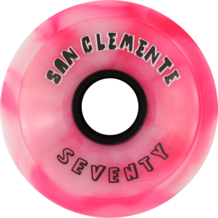 SCSC SUMMER CLASSIC 70mm 78a PEPPERMINT (Set of 4)