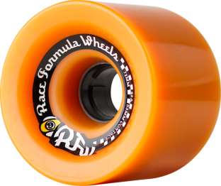 SEC9 RACE FORMULA 72mm 82a ORANGE offset (Set of 4)