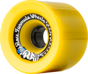 SEC9 RACE FORMULA 74mm 78a YELLOW offset (Set of 4)