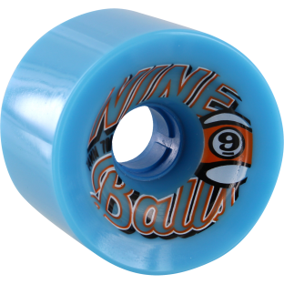 SEC9 TOP SHELF NINEBALL 74mm 78a BLUE/ORG (Set of 4)