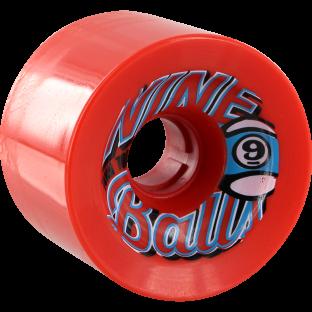 SEC9 TOP SHELF NINEBALL 74mm 78a RED/BLU (Set of 4)