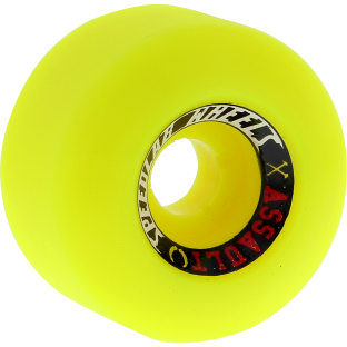 SPEEDLAB BLUE COLLAR HAMMERS 54.5mm 101a YELLOW (Set of 4)