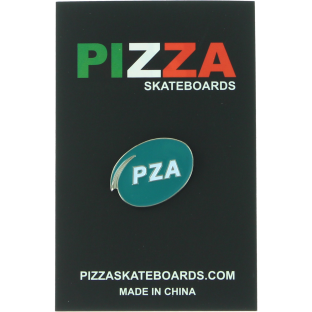 PIZZA P10 ENAMEL PIN