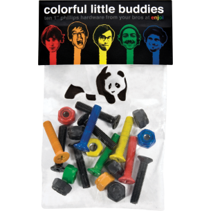"ENJOI LITTLE BUDDIES 7/8"" PH HARDWARE -1 set"