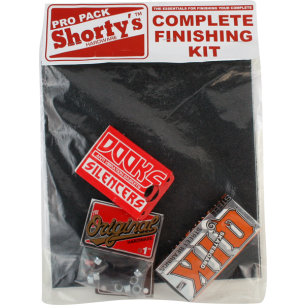 SHORTYS PRO PACK grip,hardware,bearings,risers