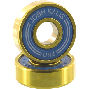FKD KALIS PRO GOLD BEARING SET BLU/GOLD